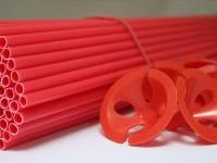 Red sticks