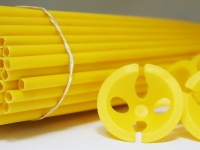 Yellow sticks