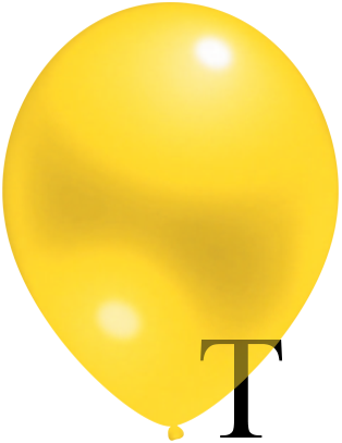 310 YELLOW (PANTONE 605C)