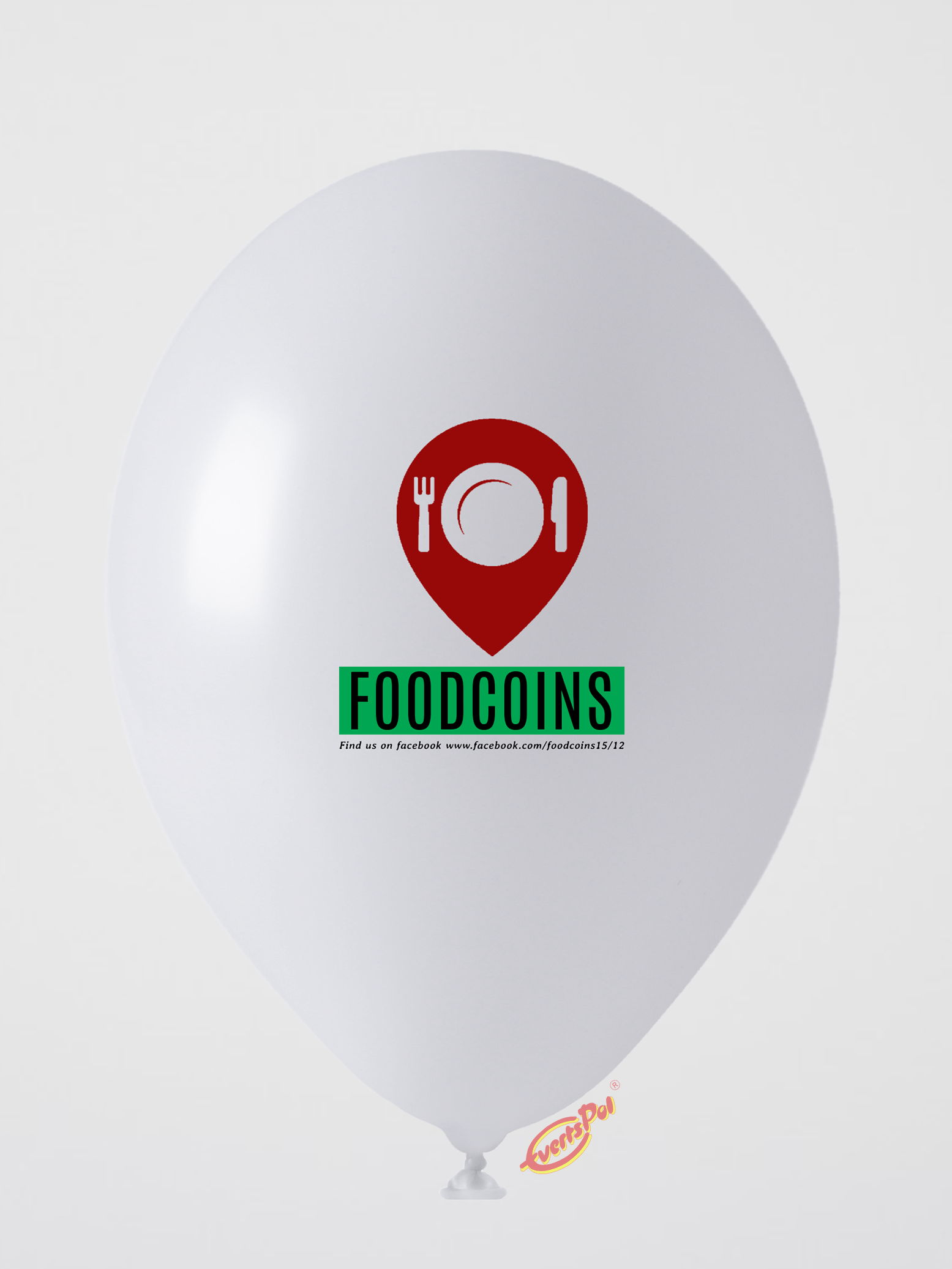 100 foodcoins